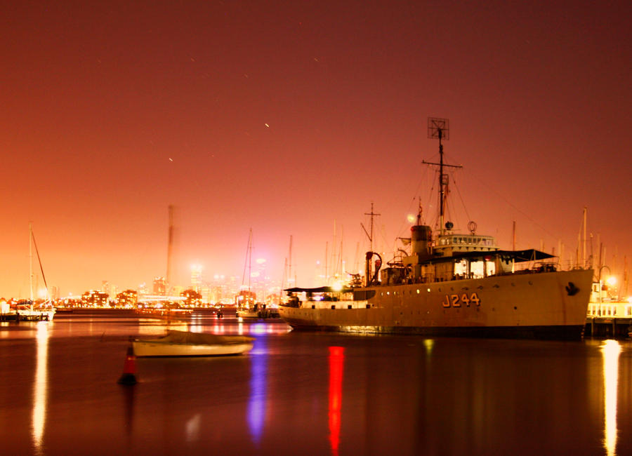 HMAS Castlemaine 05 by Braunaudio