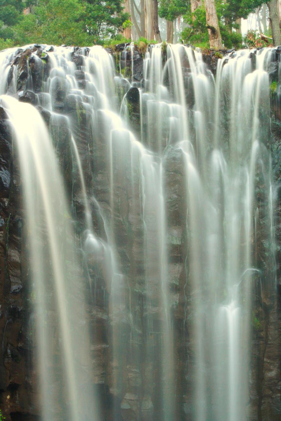 Trentham Falls 06 by Braunaudio