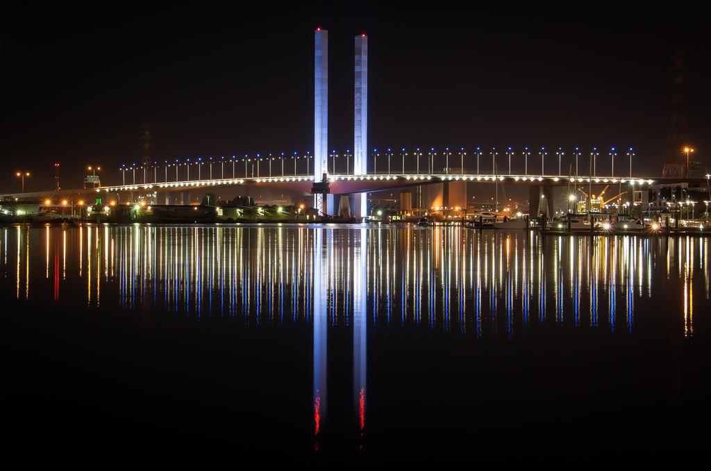 Bolte Bridge by Braunaudio
