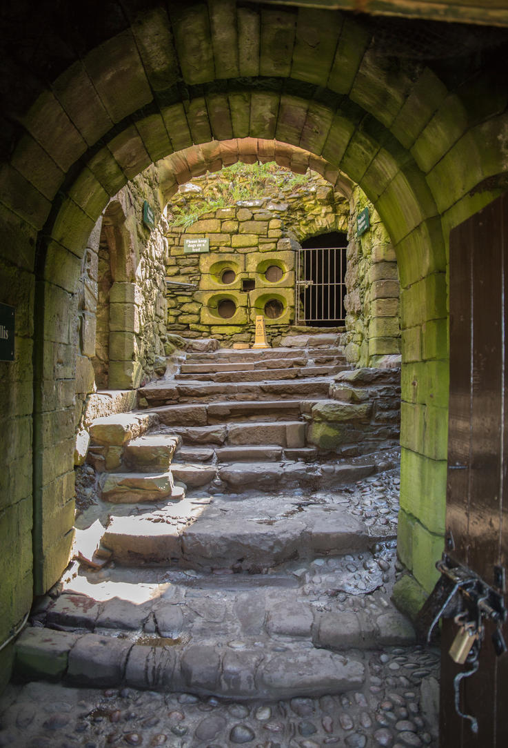 150816B - Dunotters Castle (7 of 60) by Braunaudio