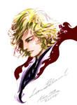 Fast Fan-Art Castlevania:Leon