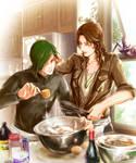 Let's make some cake