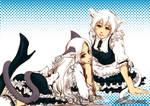 Commission? Neko-Maid