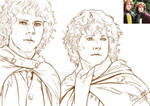 [LOTR] Merry and Pippin