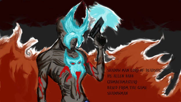 Shadowman Lord Of Deadside