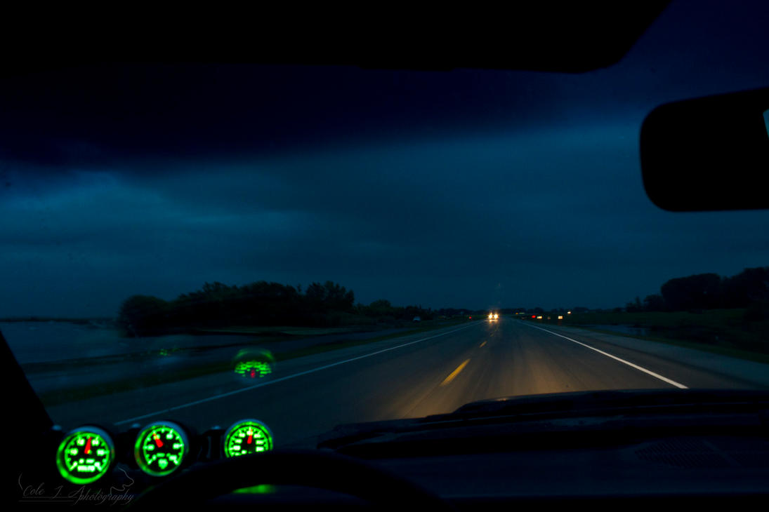Night Drive by ColeJA