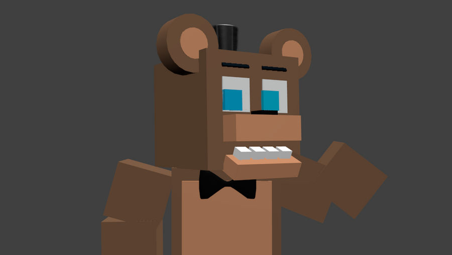 Animatronic World Freddy Release Roblox By Pixelcraft3387 On
