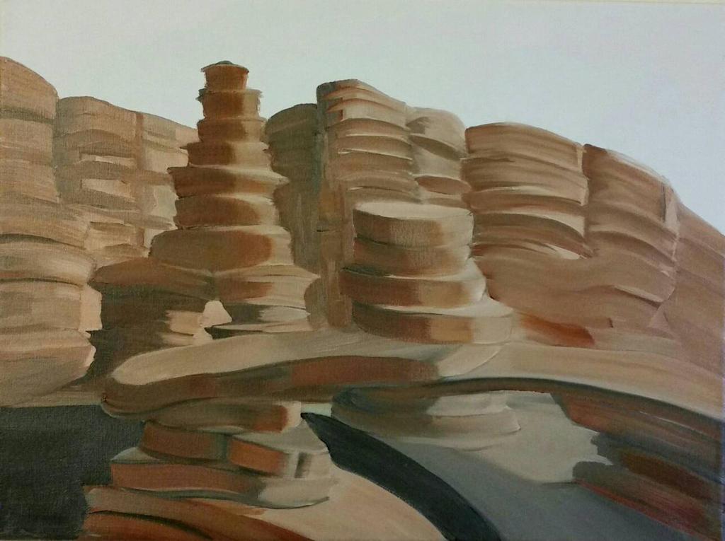 Dry Scene  by pflipart