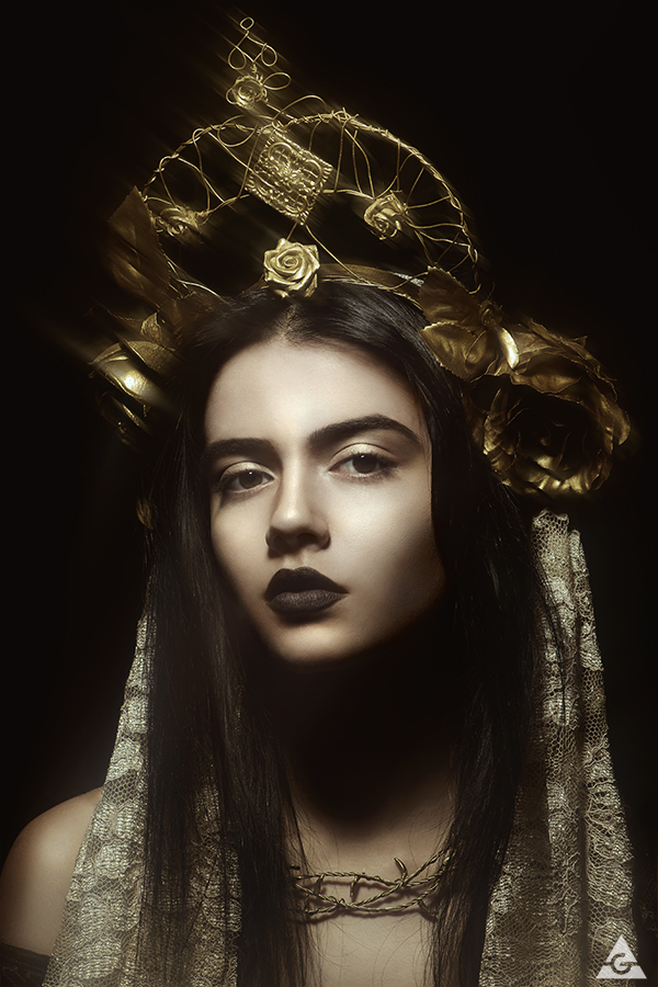 Icon of gold II by Tikal-SH