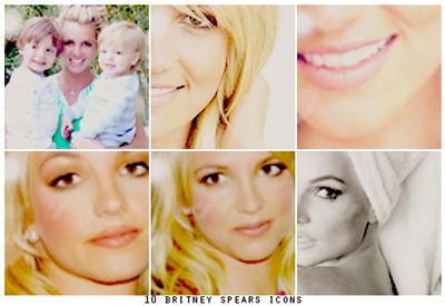 10 Britney Icons
