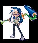 I'm a Kid, I'm a Squid