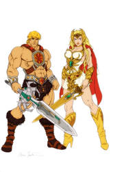 Power and Honor by Thor89z