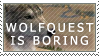 WolfQuest Stamp by Fhareli