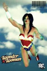 Wonder Woman by SammyWammyBoy