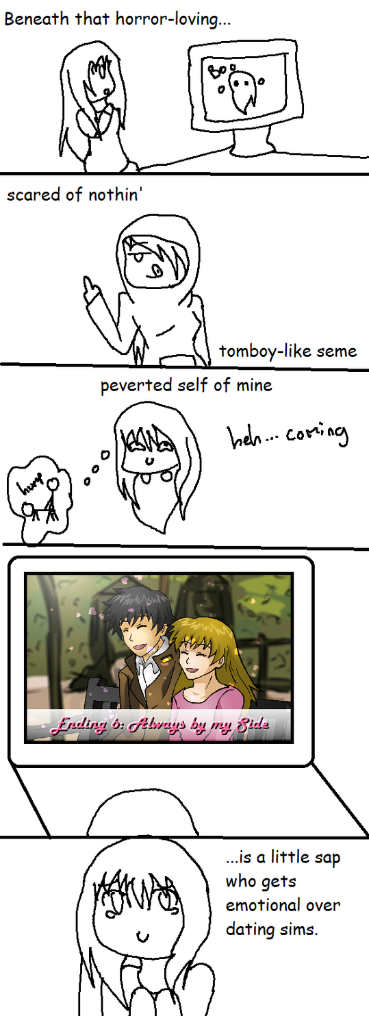 Dating sim memory days 5