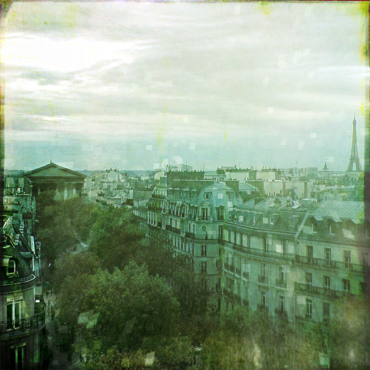 PARIS by SHEOG0RATH