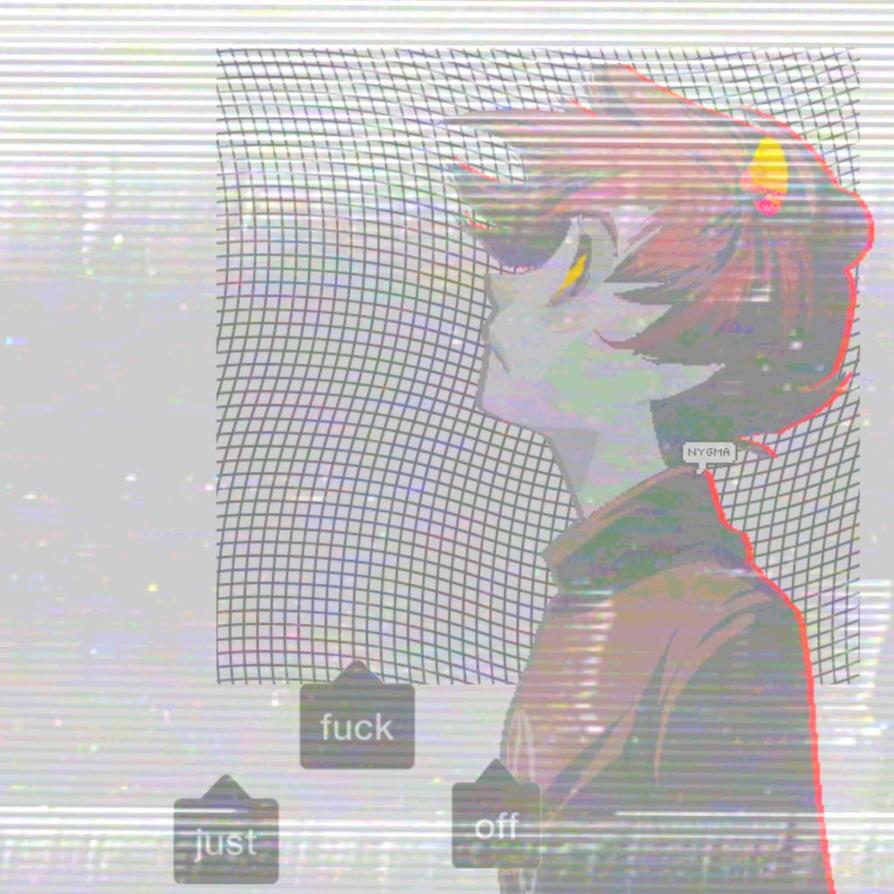 VHS / VAPORWAVE / KARKAT by stellmonster
