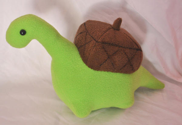 Sheldon the Dinosaur who Thinks He's a Turtle 2 by ...