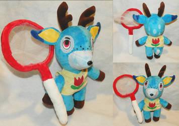 Bam the Jock Deer by Lexiipantz