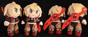 Double Shulk by Lexiipantz