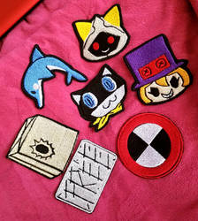 Anime Fighter Patches by Lexiipantz