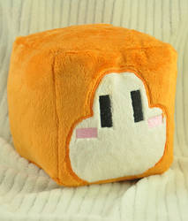 Waddle Dee Cube by Lexiipantz