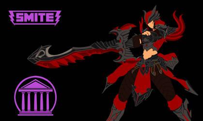 Smite Red Vengeance Nemesis Vectors