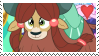 Yona Yak Stamp by rem-ains