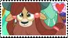 Yona Yak Stamp by rem-ains