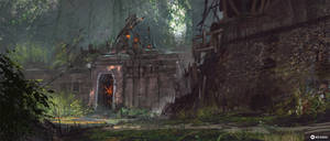 Project X - Fort Ruins 01 by ned-rogers