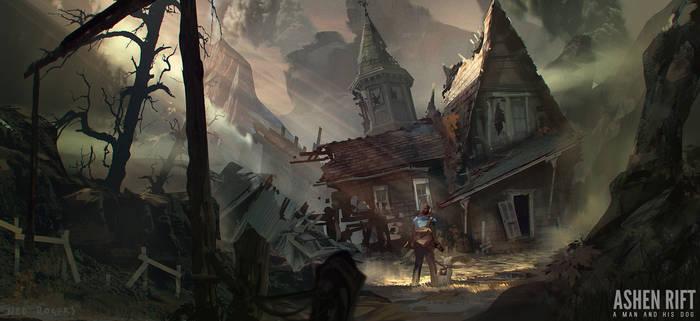 Ashen Rift - Farmhouse 01