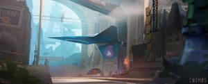 cosmos - Garage