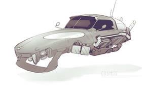 Cosmos - Racer 03