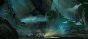 cosmos - Badlands