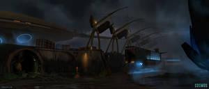Cosmos - Airdocks