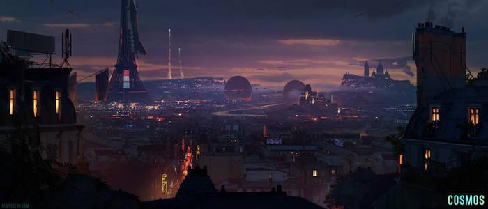 Cosmos - City of Love