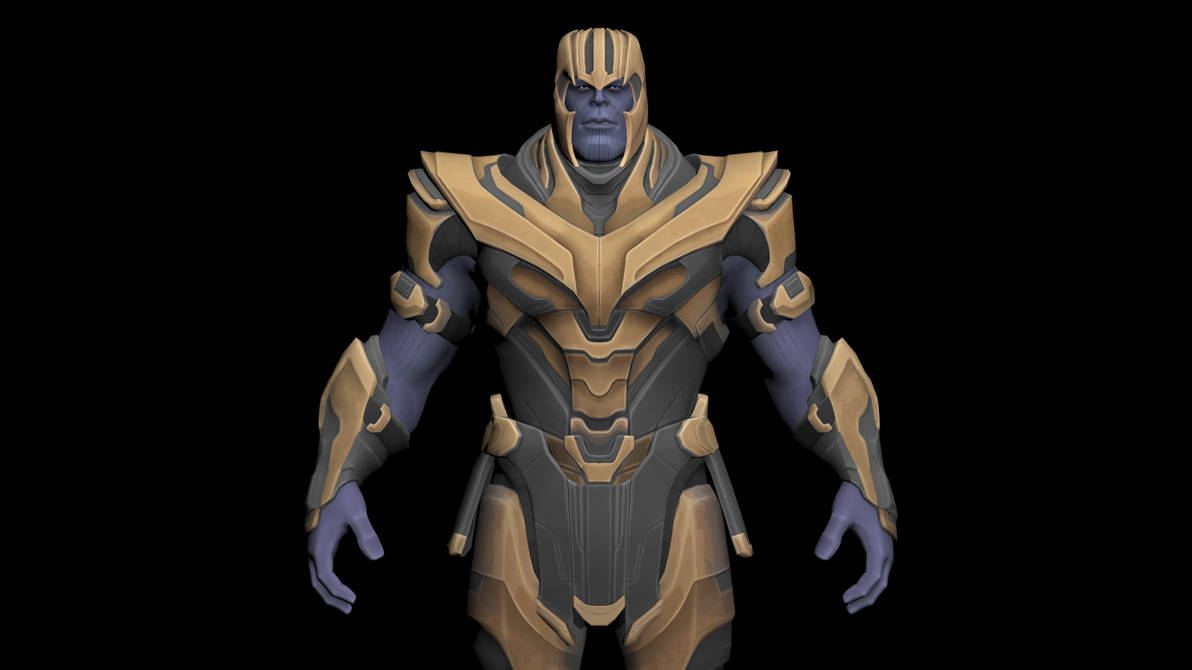 Thanos Fortnite 3d Model | Fortnite Free Playstation 4
