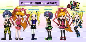 PrototypeChara: PowerPunkGirls