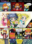 Onlyne Z: chap.1 they are back 2 by BiPinkBunny