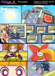 Onlyne Z: chap.2- Powerpuff holiday pag 1 by BiPinkBunny
