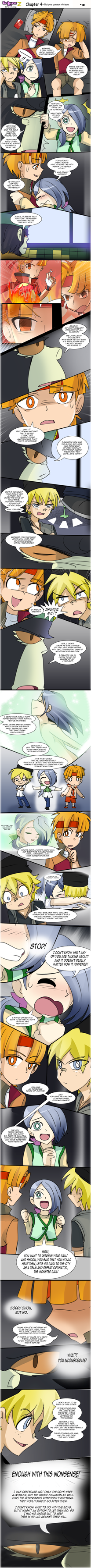 Onlyne Z Chap.4- Not your common rrb team 43 by BiPinkBunny