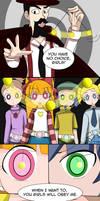 ComicComish. PPGZ and the hypnotist2 P3