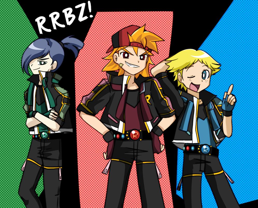Teen! RRBZ by BiPinkBunny