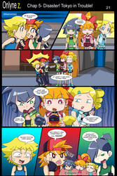 Onlyne Z Chap.5 Disaster! Tokyo in Trouble!- 21 by BiPinkBunny
