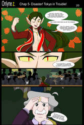 Onlyne Z Chap.5 Disaster! Tokyo in Trouble!- 20 by BiPinkBunny
