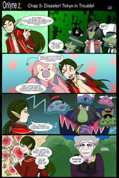 Onlyne Z Chap.5 Disaster! Tokyo in Trouble!- 22 by BiPinkBunny