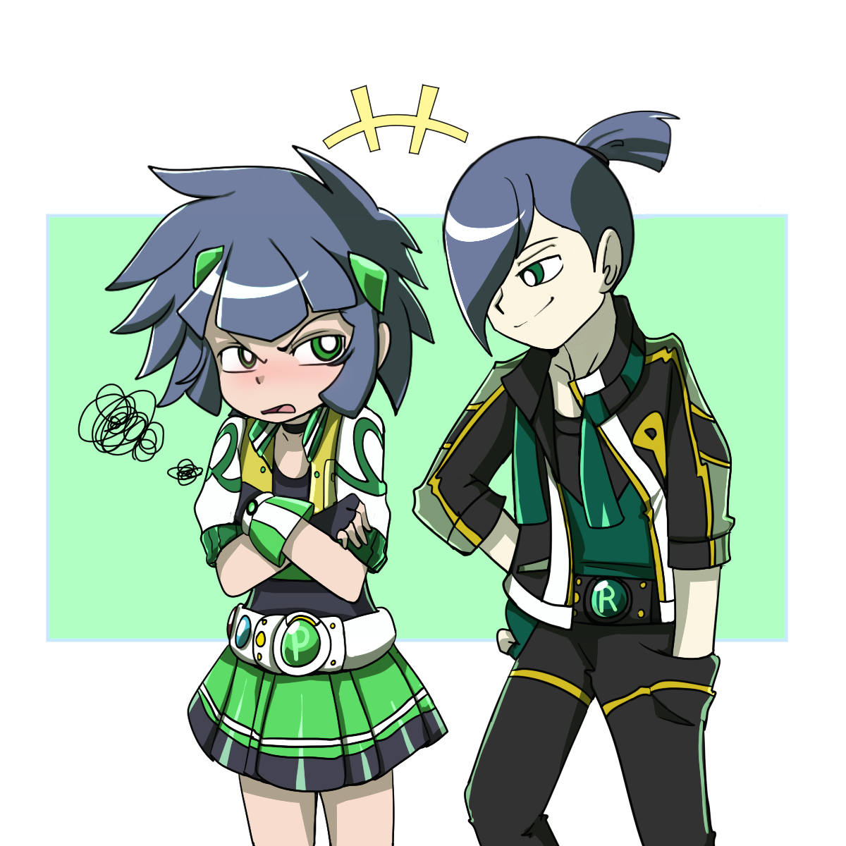 Butch and Buttercup favourites by BoomerXBubbles on DeviantArt