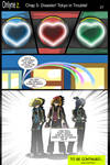 Onlyne Z Chap.5 Disaster! Tokyo in Trouble!-27 END by BiPinkBunny