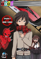 COVER kamen rider Den-O chap.1 HERE I COME! by BiPinkBunny