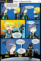 OnlyneZ chap.6 3 BOYS AND A PLAN_2 by BiPinkBunny